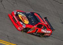 NASCAR: Tiroteio de fevereiro 4 Budweiser imagens de stock