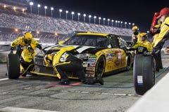 NASCAR: Tiroteio de fevereiro 6 Budweiser Fotos de Stock Royalty Free