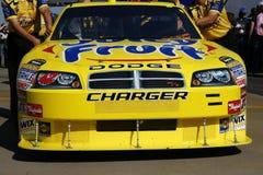 NASCAR toute l'étoile Juan Pablo Montoya Photos libres de droits
