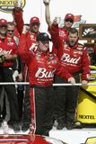 NASCAR Treiber-Dale Earnhardt-jr stockfotos