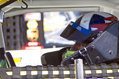 NASCAR Treiber Dario Franchitti Stockfotos