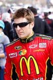 NASCAR Treiber Jamie McMurray Lizenzfreie Stockfotos