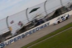 NASCAR: Triunfos de Carl Edwards en Nashville Fotografía de archivo libre de regalías