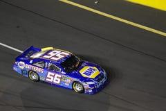 NASCAR - Truex fuori dalla strada del pozzo! Immagine Stock Libera da Diritti