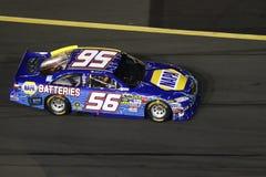 NASCAR - Truex Jr at Charlotte Motor Speedway Stock Photo