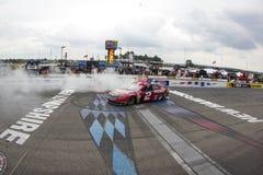 NASCAR: Ventas 301 del mundo rv del 13 de julio que acampan Fotos de archivo