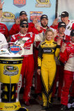 NASCAR Victory Lane Phoenix International Raceway Stock Image