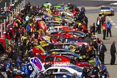 NASCAR : Ville 500 de nourriture du 19 mars Photographie stock