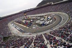 NASCAR : Ville 500 de nourriture du 21 mars Images stock