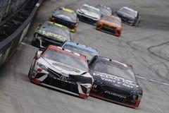 NASCAR : Ville 500 de nourriture du 15 avril Images stock