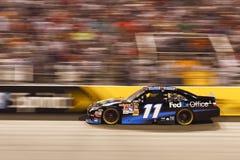 NASCAR - Vincitore Hamlin a Richmond fotografia stock
