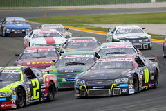 Nascar Whelen Euro Series Stock Photo