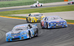 Nascar Whelen Euro Series Stock Photography