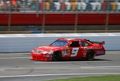 NASCAR - Winnaar Kasey Kahne Stock Afbeeldingen