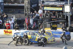 NASCAR: Września 03 Bojangles ` Południowi 500 Zdjęcia Royalty Free