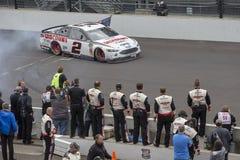 NASCAR: Września 10 Duża Maszynowa ajerówka 400 przy Brickyard zdjęcie stock