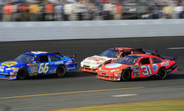 NASCAR - You can't catch me! Royalty Free Stock Photo