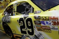 NASCARs Kevin Harvicks 29 bil Fotografering för Bildbyråer