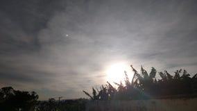 Nascer делает Sol Стоковая Фотография RF