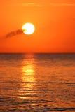 Nascer do sol Imagens de Stock Royalty Free