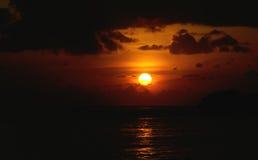 Nascer do sol Foto de Stock