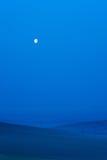 Nascer do sol adiantado em prados Imagem de Stock Royalty Free