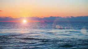 Nascer do sol bonito vídeos de arquivo