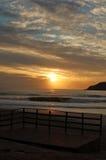 Nascer do sol brasileiro Foto de Stock Royalty Free