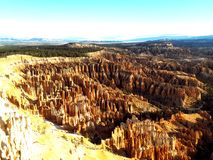 Nascer do sol Bryce Canyon Foto de Stock Royalty Free