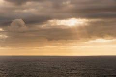 Nascer do sol da baía de Thompsons Imagens de Stock Royalty Free