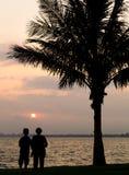 Nascer do sol de Florida foto de stock royalty free