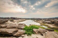 Nascer do sol do sampanbok Imagens de Stock Royalty Free