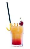 Nascer do sol do Tequila Foto de Stock Royalty Free