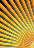 Nascer do sol estilizado Imagens de Stock Royalty Free