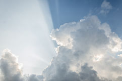 Nascer do sol fantástico Fotografia de Stock Royalty Free