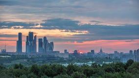 Nascer do sol sobre Moscovo filme