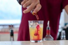 Nascer do sol do Tequila fotos de stock