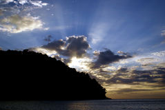 Nasceres do sol Fotos de Stock Royalty Free