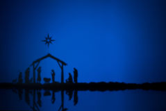Nascimento Jesus Imagem de Stock Royalty Free