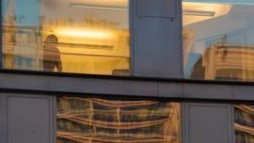 Nascosto dietro vetro Fotografie Stock Libere da Diritti