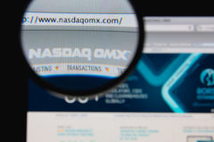 NASDAQ OMX Stock Photos