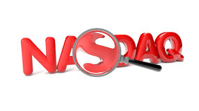 Nasdaq Royalty Free Stock Photography
