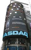 NASDAQ  Times Square.New York Stock Photos