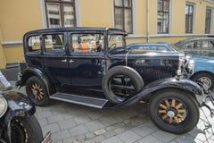 1931 Nash Ambassador Sedan Royalty-vrije Stock Afbeeldingen