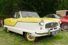 Nash Metropolitan Immagine Stock