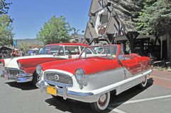 Nash Metropolitan Photo stock
