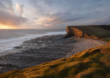 Nash Point Stock Image