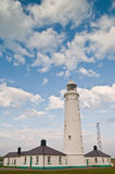 Nash Point Lighthouse Stock Photos