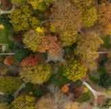 Nash Square i Raleigh, NC Arkivbild