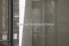 Nasher rzeźby centrum wejście Obrazy Royalty Free